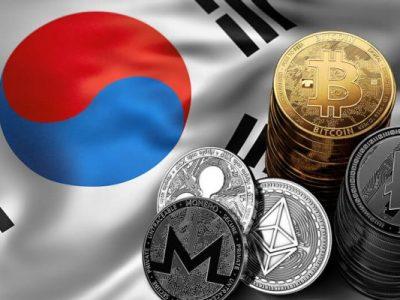 Güney Kore, Coin Borsalarını Resmi Olarak Tanıdı