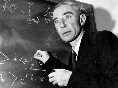 Oppenheimer'ın Cennete Gitmesi