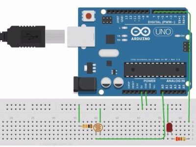 Basit Öğrenen Led, Arduino Kodu