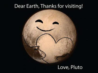Biraz Plüton'un Dedikodusunu Yapalım :)