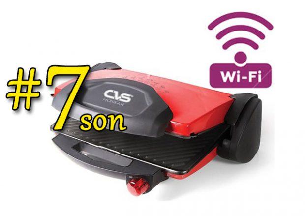 WiFi ile Tost Makinası Çalışmaya Başladı ;) #7
