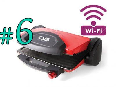 WiFi ile Tost Makinası Çalıştırma #6