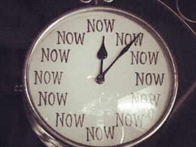 Zaman sadece birazcık zaman..