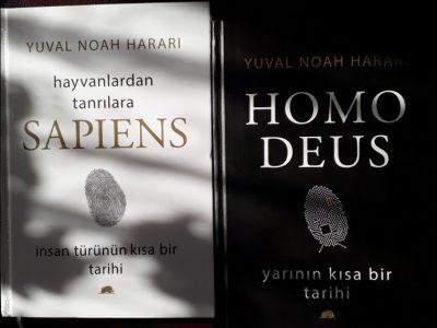 Harari (-Sapiens-)