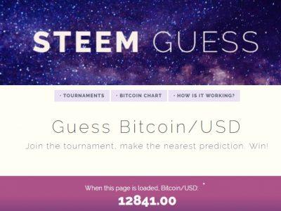 Steem Guess Test Yayınında!